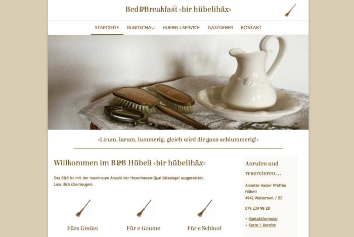 bnb-huebeli